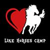 Детский конный лагерь Like Horses Camp Logo